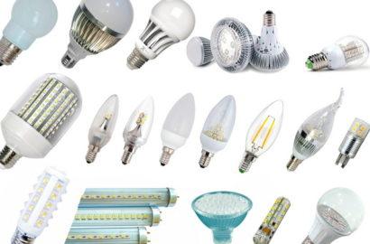 LED-лампы и их конструкция