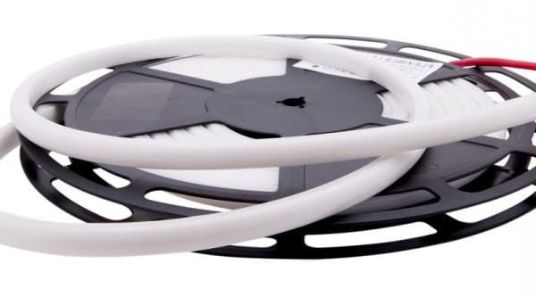 Светодиодная лента с силиконовым покрытием