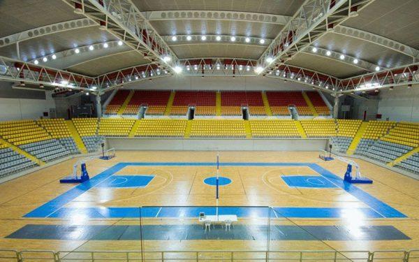Для спортивного зала необходим высокий уровень освещенности