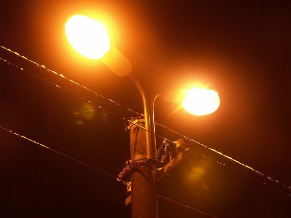 Лампы ДНаТ используются в основном для уличного освещения