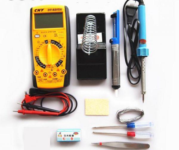 Инструменты для ремонта светильников