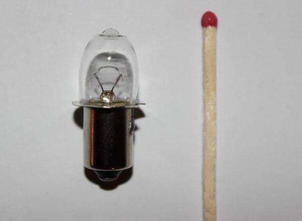 Криптоновая лампочка накаливания