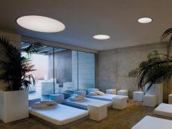 Светодиодное освещение в комнате