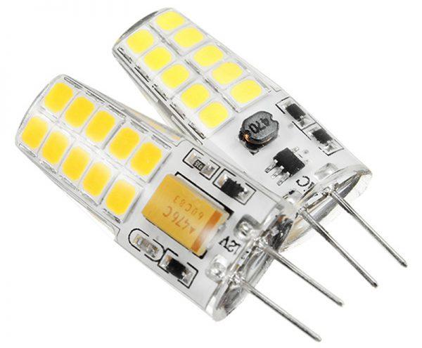 LED-лампы на замену галогенным