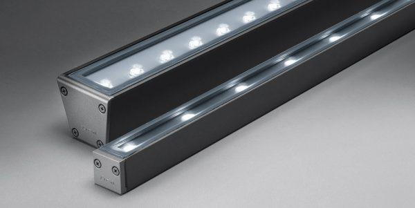 Линейные LED-светильники для пола