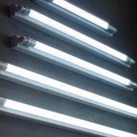 Светильники с лампами дневного света