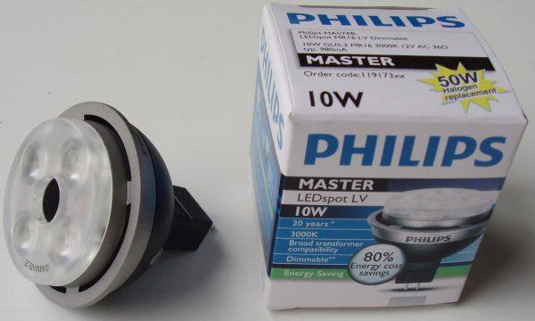 Светодиодная лампа Philips на 12 вольт