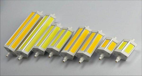 Разновидности ламп R7S