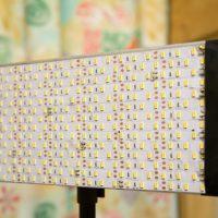 Светильник из светодиодной ленты