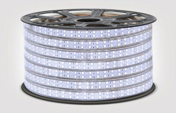 LED-лента для создания самодельного светильника
