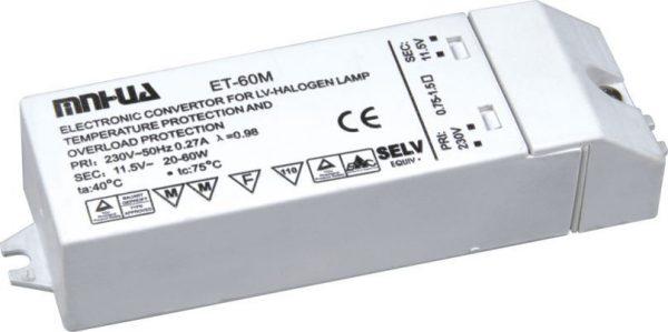 Блоки питания для галогенных ламп могут вызвать мигание светодиодных