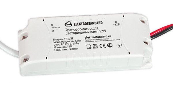 Трансформатор для питания светодиодных ламп