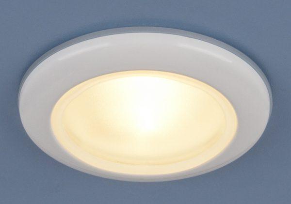 Влагозащищенный точечный светильник для ПВХ потолка