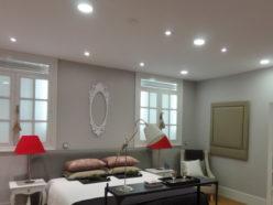 Источники света встроенные в потолок
