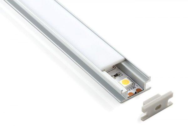 Модульные светильники со светодиодной лентой