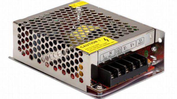 Блок питания для светодиодной ленты на 12 вольт