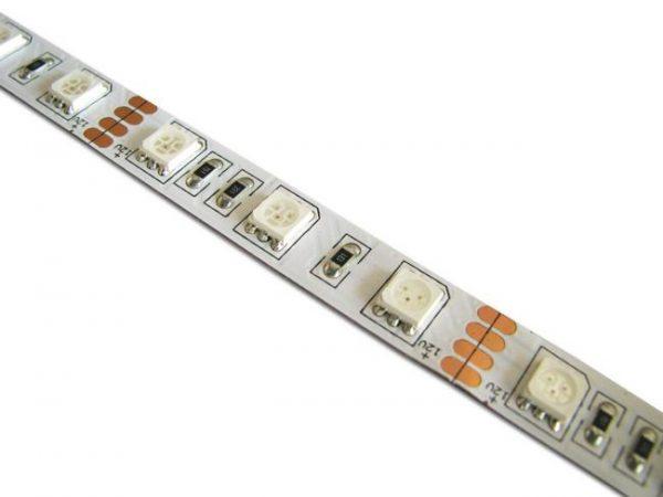 Светодиодная лента с трехканальным чипом