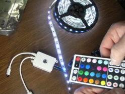 Неисправная LED-лента