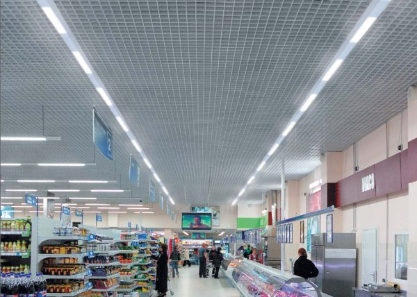 Модульные подвесные светодиодные светильники