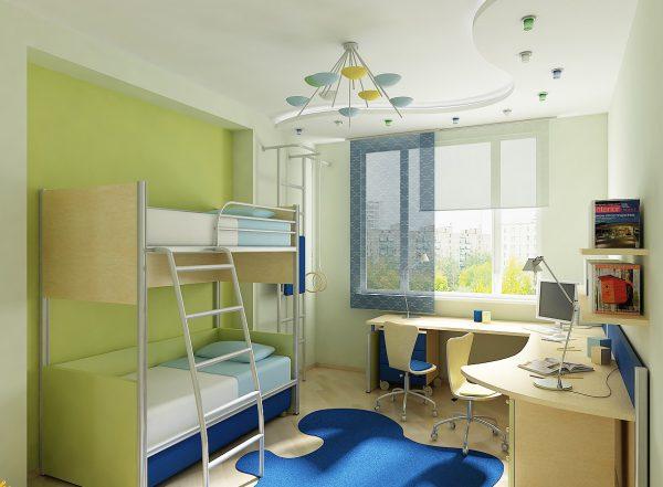 Рабочее место школьника необходимо оснастить настольной лампой
