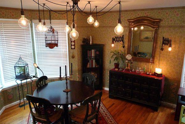 Определение количества ламп накаливания для комнаты