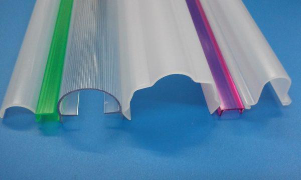 Поликарбонатные рассеиватели для светодиодной ленты