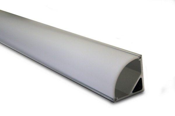Угловой профиль для светодиодной ленты