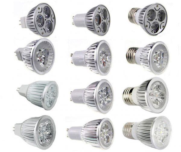 LED-лампы для точечных светильников