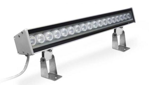 Линейный светодиодный прожектор на 12 вольт