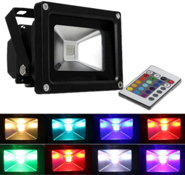 Светодиодный прожектор для спецэффектов
