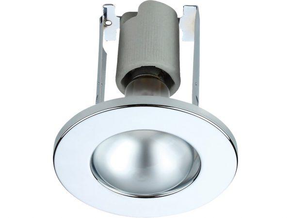 Потолочный спот с зеркальной лампой накаливания