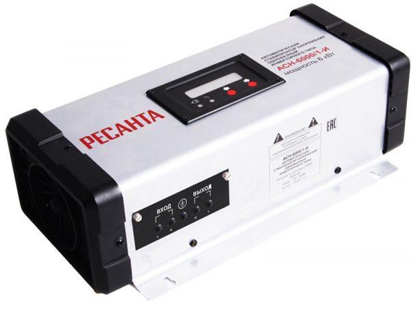 Стабилизатор напряжения для подключения светодиодного прожектора
