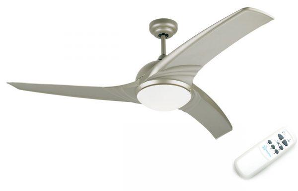 Светодиодная люстра с вентилятором