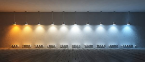 Температура свечения светодиодных источников света