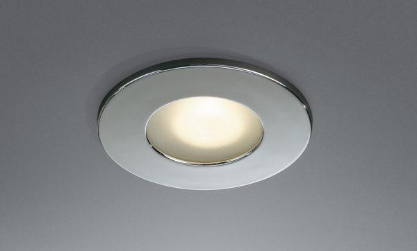 Встраиваемый потолочный точечный светильник