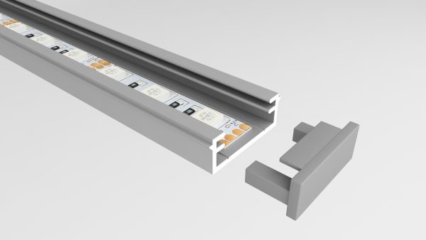 Алюминиевый профиль под светодиодную ленту
