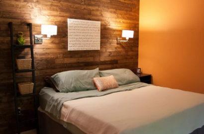 Настенные светильники для спальни