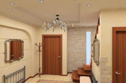 Выбор люстры для коридора