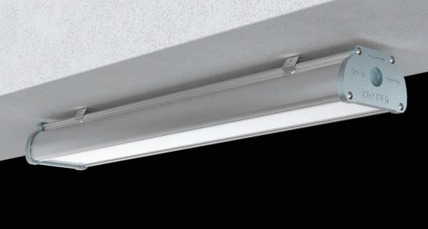 Накладной промышленный светодиодный светильник