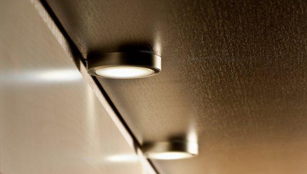 Накладные светильники под кухонные шкафы