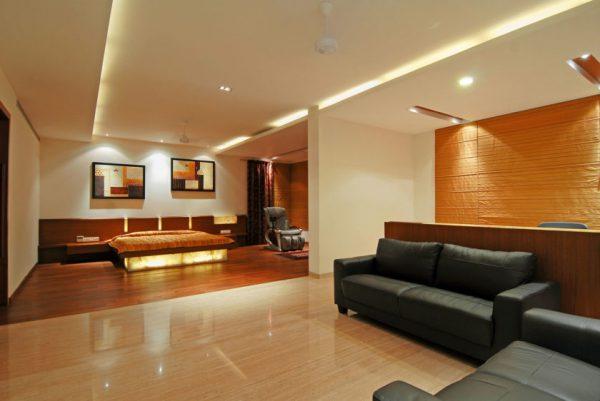 С помощью предметов освещения в квартире можно создать наилучшую атмосферу