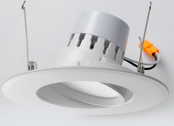Поворотный точечный светильник SMD LED
