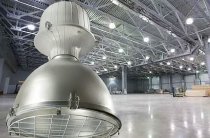 Светильники для освещения складских помещений