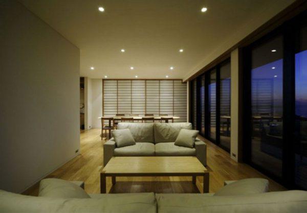Расчет количества точечных светильников для помещения