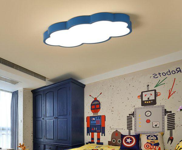 Светодиодный потолочный светильник для детской комнаты