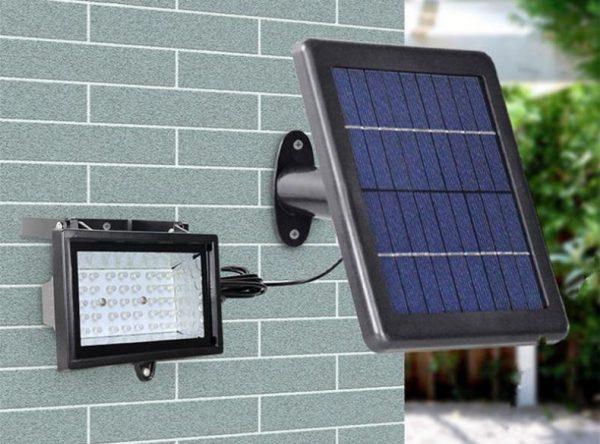 Автономный светильник для загородного дома