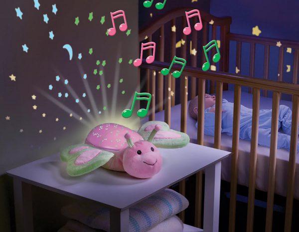 Детский светильник с функцией плеера