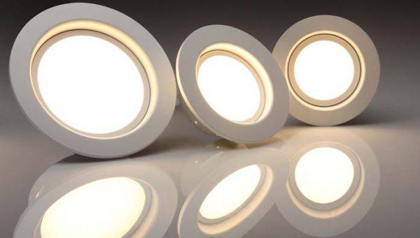 LED-светильники отличаются экономичностью и долгим сроком службы