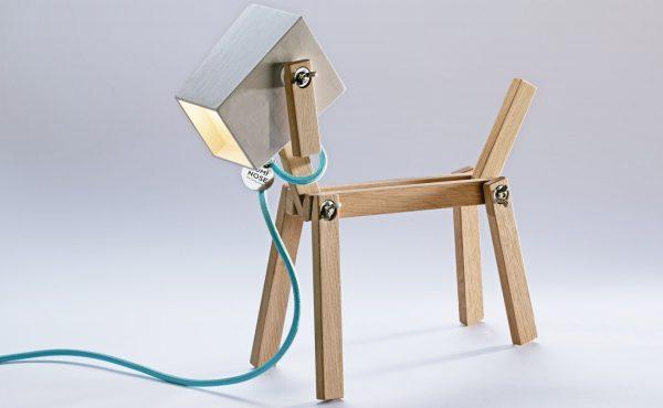 Настольная лампа для детской комнаты своими руками