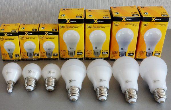 Минусом LED-ламп является их высокая стоимость